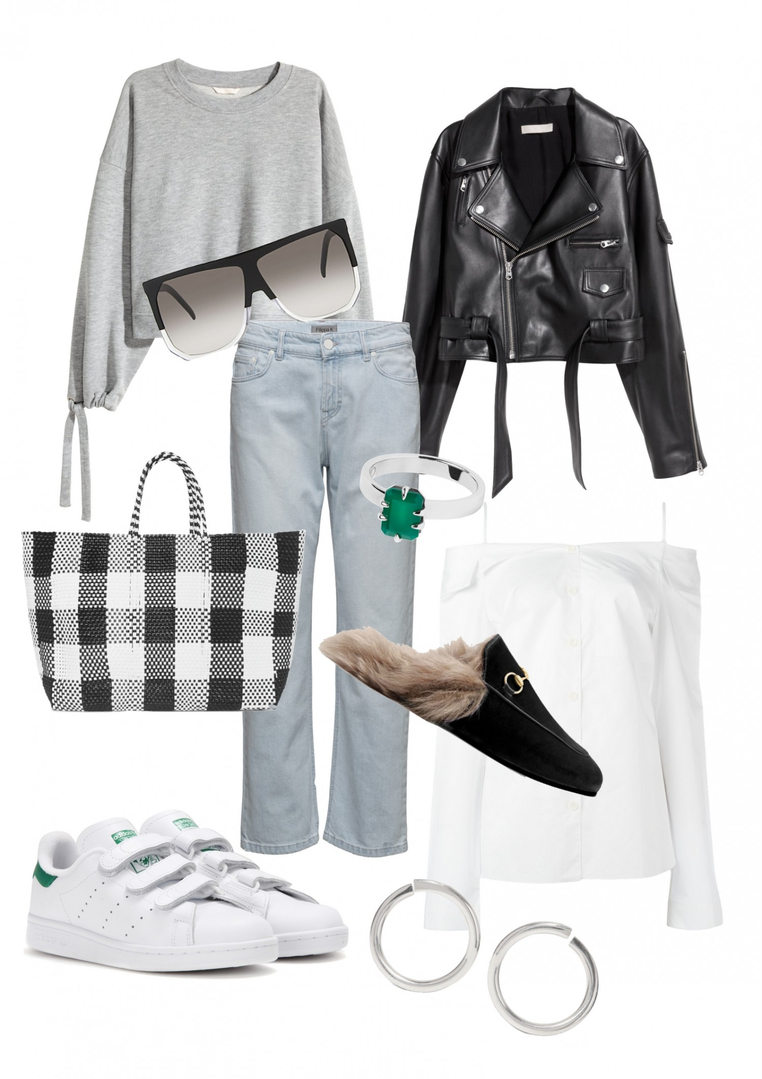 sunday-monochrome style -wish-list