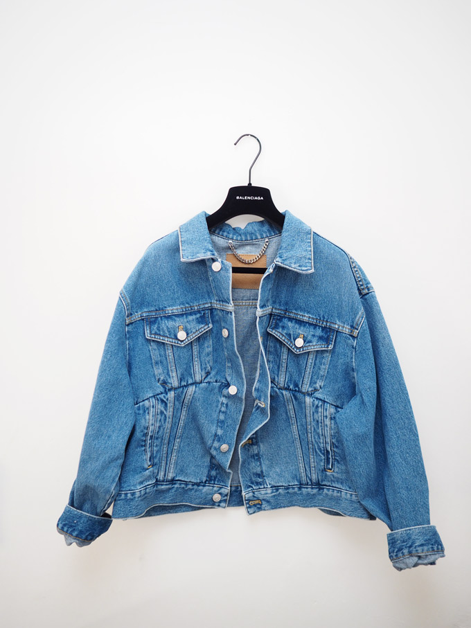 Roe Diary - Balenciaga jacket - Sophia Roe